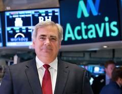 5 milliárd dollárért vesz céget az Actavis